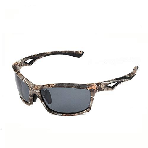 Sol UV400 Gafas KOMNY Hombre Drivering cuadradas ¡Caliente de Photochromic HD Hombres protección Gafas C Sol C de cuadradas de Gafas Gafas para Mujeres polarizadas twwCT5qx