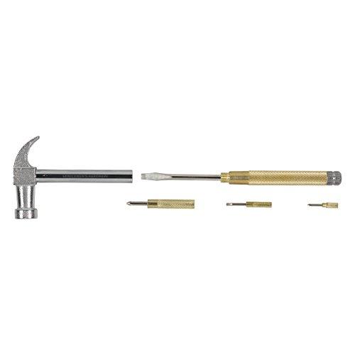 Gentlemen's Hardware Two in One Hammer & Screwdriver Multi-Tool (6 Piece Set) by Gentlemen's Hardware (Image #3)