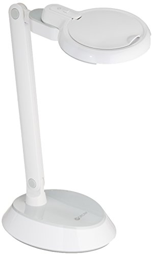 Led Task Light With Magnifier - 6