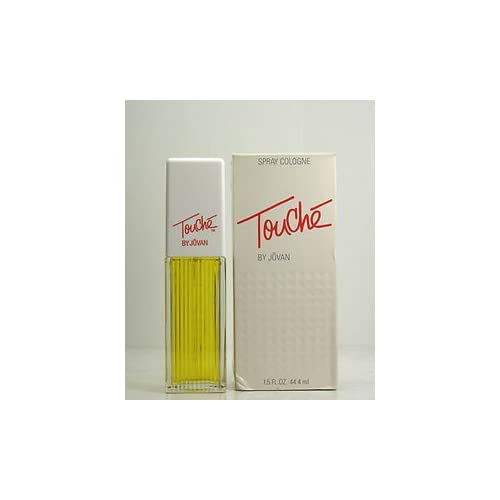 Amazon.com : Touche by Jovan Reproduction, 3.4 ounces : Personal