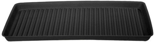 Eagle 1677B Containment Utility Tray, 36'' Length x 18'' Width x 2'' Height, Black by Eagle