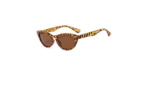 👓👓Qiiueen Gafas De Sol Hombres Y Mujeres, Gafas De Sol Ojo ...