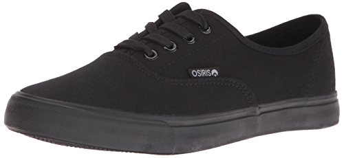 Shoe LA Osiris Grey Black Women's Skateboarding B0tq5HqPw