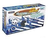 DDR Game Nintendo Wii Extreme Professional 10-in-1 Sports Kit Bundle Set