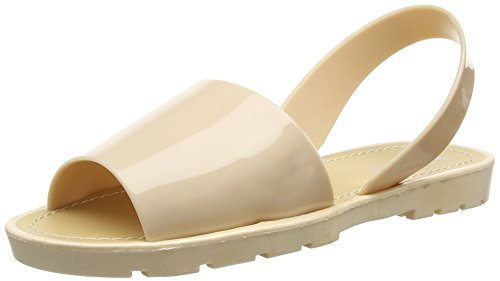 Bedroom Athletics Damen Plage Sandalen Beige (Nude)