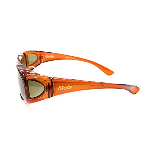 d71b3ef0e1 on sale MOLA polarized fit over sunglasses prescription glasses small women  driving