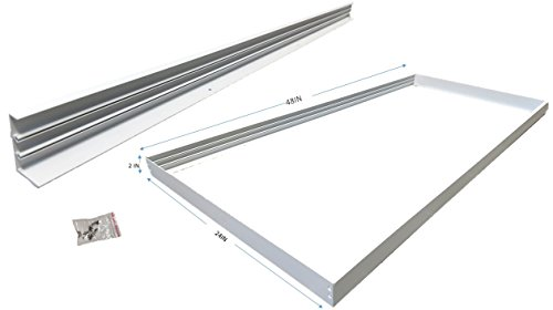 Led Panel Light Construction in Florida - 4