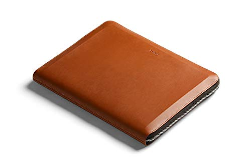 Bellroy Tech Folio, Work Accessories (Laptop, Tablet, Phone, Cables, Stationery) - Caramel