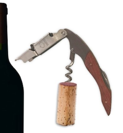 Cheap BaHoki Essentials Waiter Corkscrew (Pack of 1)