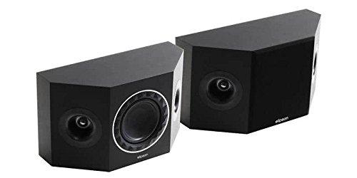 Elipson Prestige Facet 7SR Surround-luidspreker, zwart, 2 stuks