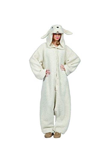 sc 1 st  Amazon.com & Amazon.com: Lamb Adult Costume: Clothing