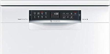 Bosch Serie 6 SMS68TW00E lavavajilla Independiente 14 ...