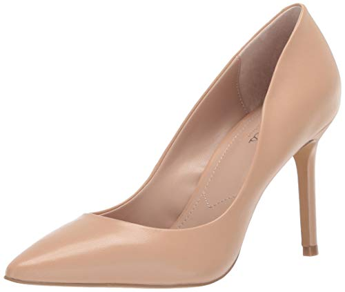 - CHARLES BY CHARLES DAVID Women's Vicky Pump Nude 6.5 M US