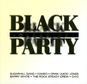 Price comparison product image Various - Black Party Classics - Polystar - 560 944-2