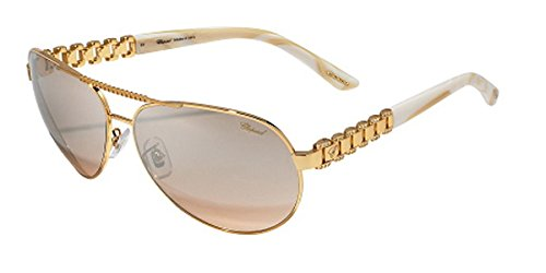Sunglasses Chopard SCHA 63 S Gold - Chopard Sunglasses Men For