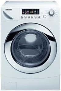 Baumatic MEGA10WD Independiente Carga frontal Blanco lavadora - Lavadora-secadora (Carga frontal, Independiente, Blanco, 1200 RPM, A, 10 kg)