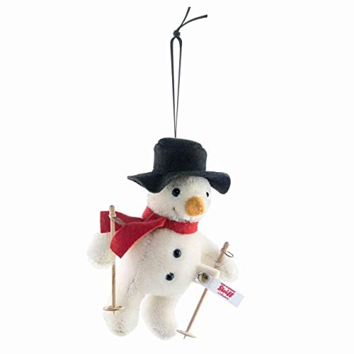Steiff Mr. Winter Snowman Ornament