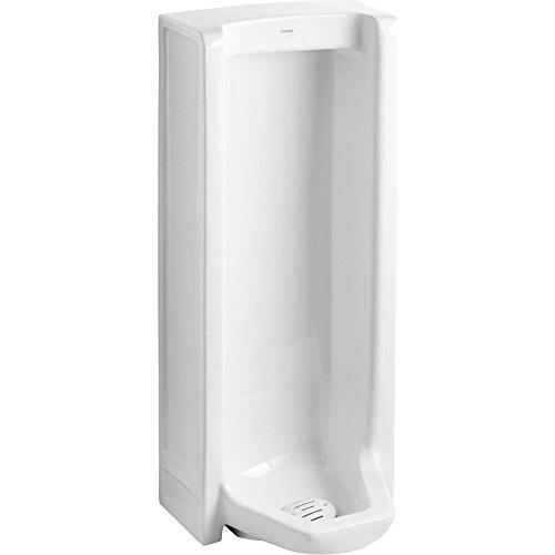 Branham Urinal with Rear Spud Finish: White (Branham Urinal)