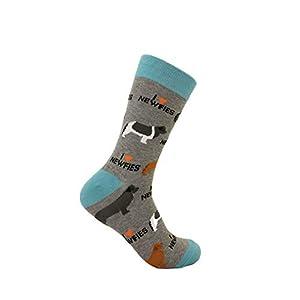 "Newfoundland""Newfie"" Socks - Comfy Adult Unisex Socks 2"