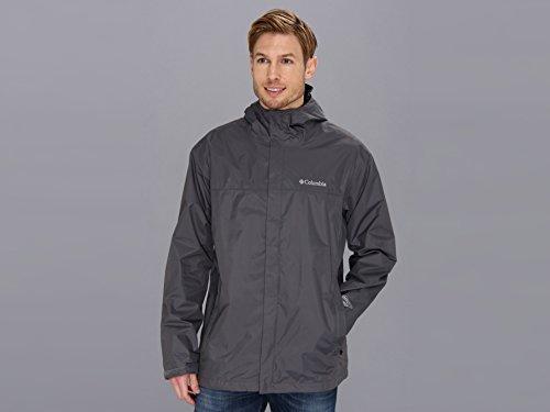 Columbia Men's Watertight II Rain Jacket, Graphite, Large from Columbia