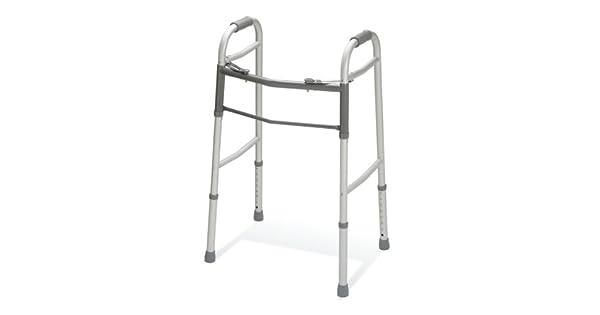 Amazon.com: Fácil cuidado andador de andadores con ruedas de ...