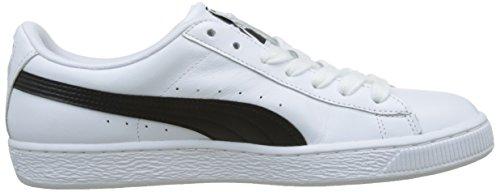 48 Puma Basse Uomo Blanco black 22 Sneaker White EU HFxdrHqO