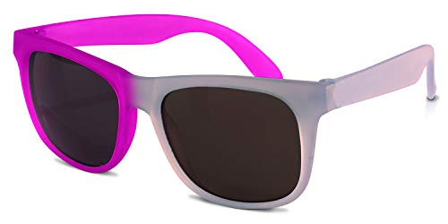 Real Kids Shades - Switch Sunglasses for Toddler, Kid, Youth - 100% UVA UVB Protection (Toddler 2+, Light ()