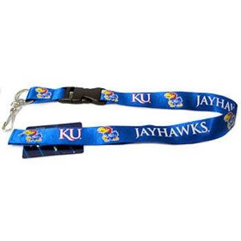 NCAA Kansas Jayhawks Lanyard