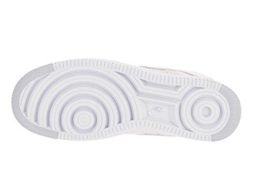 Flyknit Zapatillas White Deporte Blanco Nike White W pure Af1 de Platinum para Mujer EqZZwt4W