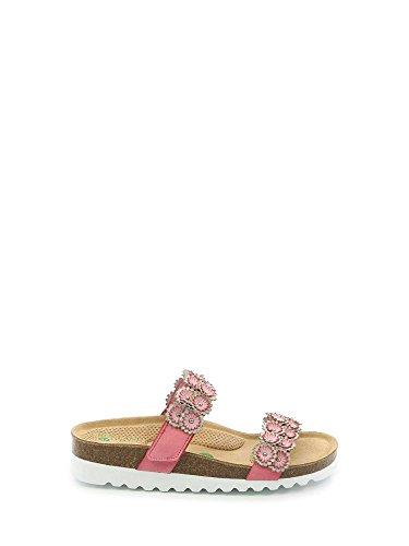 Camoscio Sevi Ciabatta Cb1622 Sandalo Grunland multi Rosa SH7wA