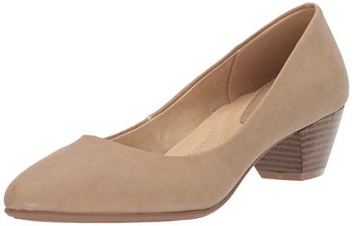 - CL by Chinese Laundry Women's Amazed Pump, Nude Nubuck, 8 M US