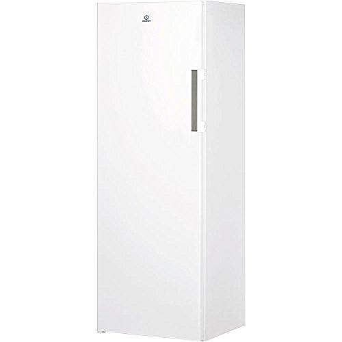 Indesit UI6 1 W.1 Independiente Vertical 232L A+ Blanco – Congelador (Vertical, 232 L, 12 kg/24h, SN-T, A+, Blanco)
