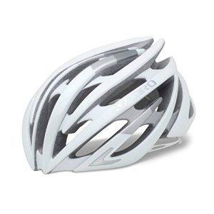 Cheap Giro GH02001 Mens Aeon Road Bike Helmet, Wht Slvr – M