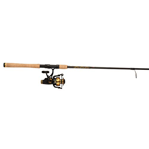 Penn, Spinfisher VI Live Liner Saltwater Combo, 4500, 6.2:1 Gear Ratio, 7' Length 1pc, 10-17 lb Line Rating, Ambidextrous