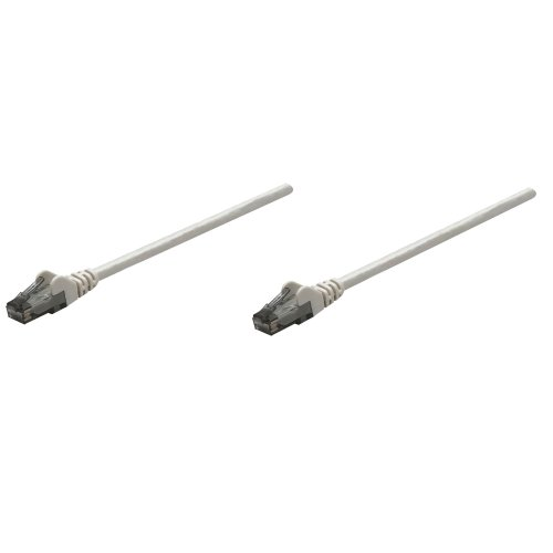 Intellinet Network Solutions Cat6 RJ-45 Male/RJ-45 Male UTP Network Patch Cable, 50-Feet (336772) ()