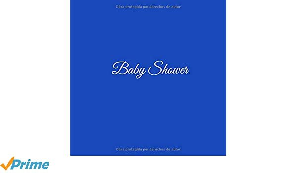 Baby Shower: Libro De Visitas Baby Shower ideas regalo ...