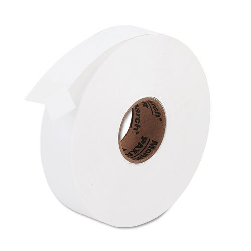 Monarch Easy-Load 1131 One-Line Pricemarker Labels, 7/16 X 7/8, White, 2500/pack