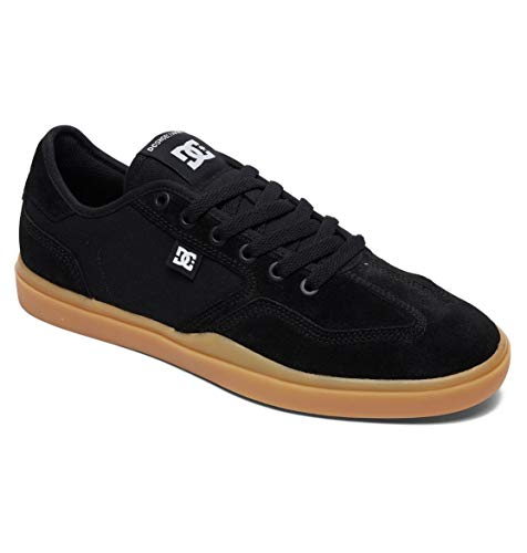 Para gum Adys100444 Shoes Black Zapatillas Dc Vestrey Hombre 6xwf7tzqU