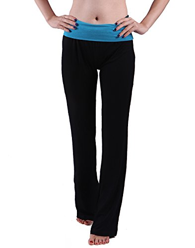 HDE Womens Color Workout Leggings