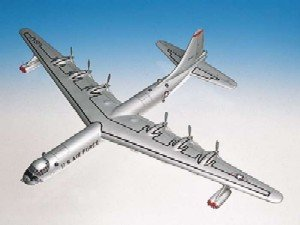 Daron Worldwide Trading B6610 B-36J Peacemaker 1/100 AIRCRAFT