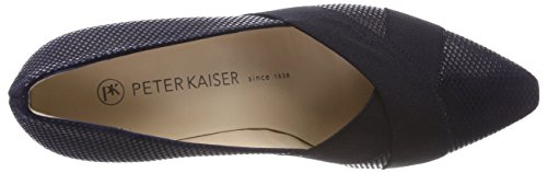 Peter Kaiser Ladies Malana Pumps, Blu (notte Cubo)