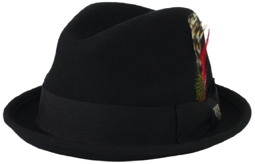 Brixton Mens Gain Fedora Hat product image