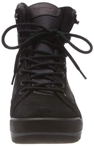 Taille De Chaussure Gtx nero Homme 0999 Noire Haute Randonne Isarco Pour Lowa Iii rr8RxO