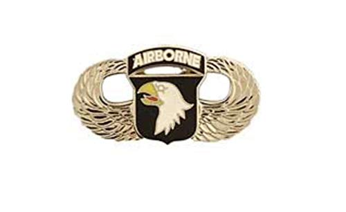 EagleEmblems Army 101st Airborne Division Lapel Pin (1 1/4