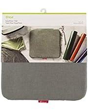 cricut 2004475 Easy Press Mat, Grey, 12x12-Inches