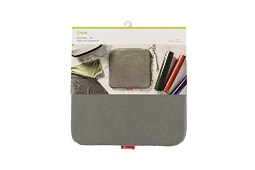 Cricut 2004475 Easy Press EasyPress Mat 12'x12', 12x12-Inches, Gray