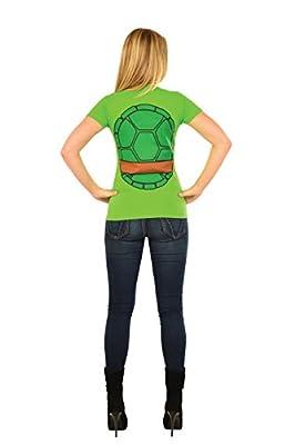 Rubie's Costume Teenage Mutant Ninja Turtles Top With Mask and Leonardo
