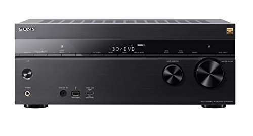 Sony Strdn1060 7 2 Channel Hi Res Wifi Network Av Receiver  Black