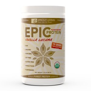 Epic Protein Vanilla Lucuma (12 Oz)