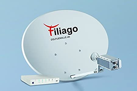 Filiago Broadband Internet Per Kit - Branch Racon Ka: Amazon